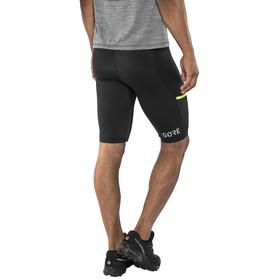GORE WEAR R7 pantaloncini da corsa Uomo nero